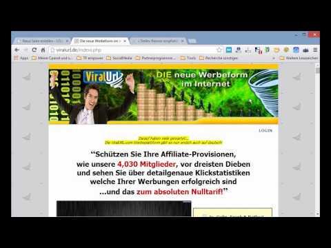 Viralurl review - Meine erfahrungen mit Viralurl
