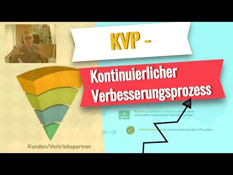 KVP - Kontinuierlicher Verbesserungsprozess - kontinuierliche Verbesserungsprozesse in der Praxis