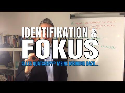 Identifikation und Fokus im MLM - alles Quatsch??? Meine Meinung dazu