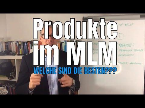 Die besten Produkte im MLM