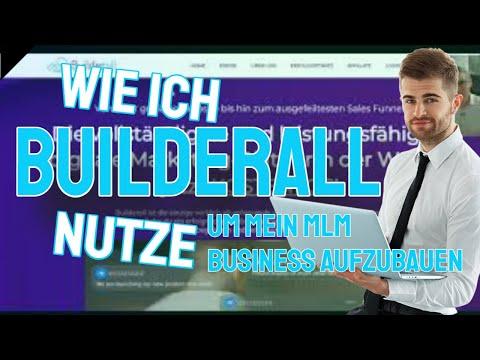 Builderall - Wie ich das all in one Online Marketing Tool nutze um mein MLM Business aufzubauen