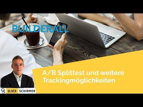 Builderall Tools - A/B Splittest und Performance Tracking