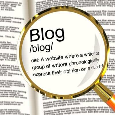 eigener blog creator name Stuart Miles
