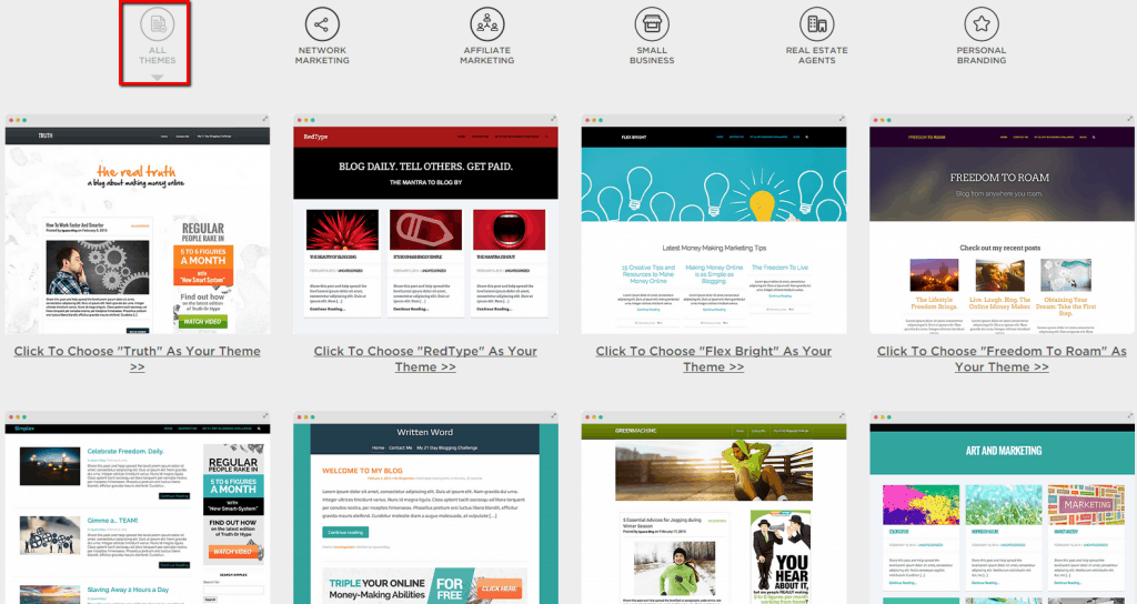 kalatu blog themes