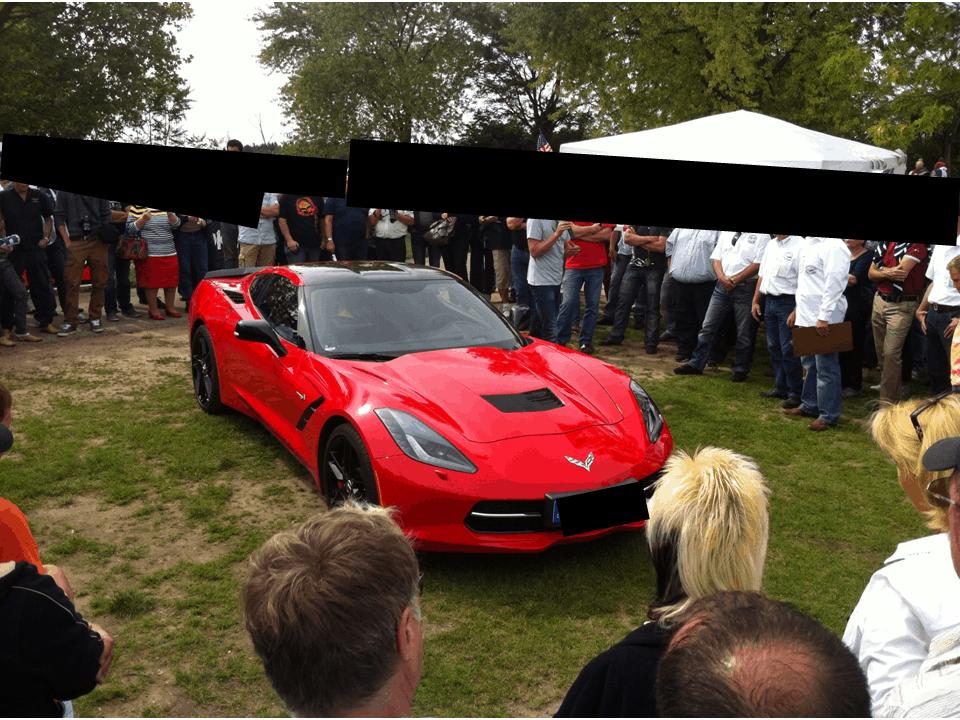 Corvette Treffen St.Leon-Rot am 01.09.2013 3