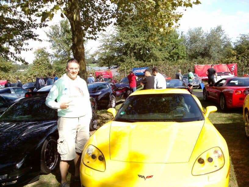 Corvette Treffen St.Leon-Rot