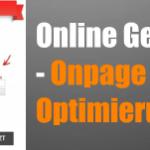 online geld verdienen onpage und offpage optimierung