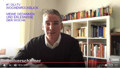 OLI-TV #1 – Wochenrückblick