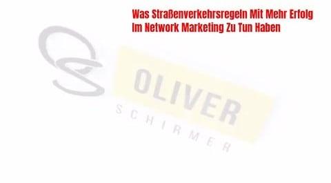 Mehr Erfolg im Network Marketing
