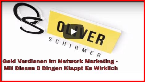 Geld verdienen im Network Marketing