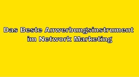 online network marketing