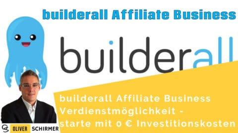 builderall Affiliate Business Verdienstmöglichkeit – starte mit 0 € Investitionskosten
