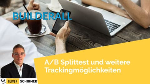 Builderall Tools – A/B Splittest und Performance Tracking