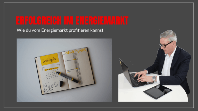 Energiemarkt erfolgreich sein