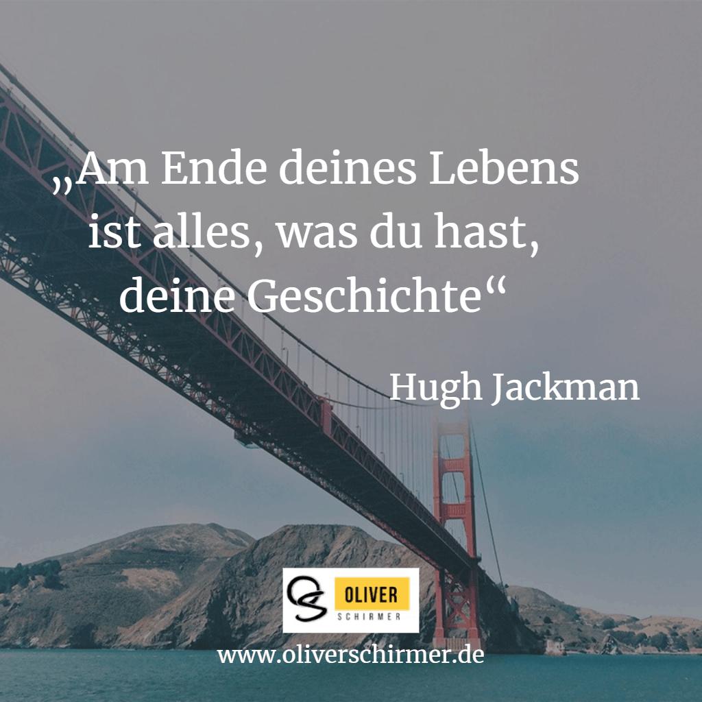 Zitat Hugh Jackman