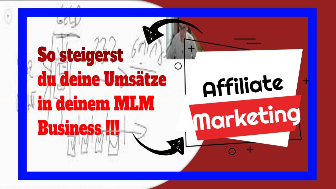 Affiliate Marketing Beispiel